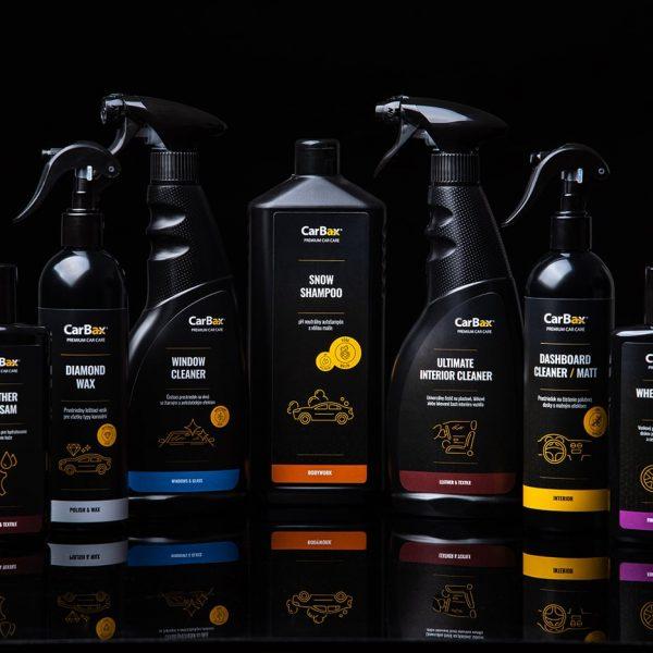 BLACK LINE Prémiová autokozmetika
